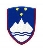 našitek slovenski grb