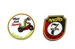 naštiki za motoriste in moto klube